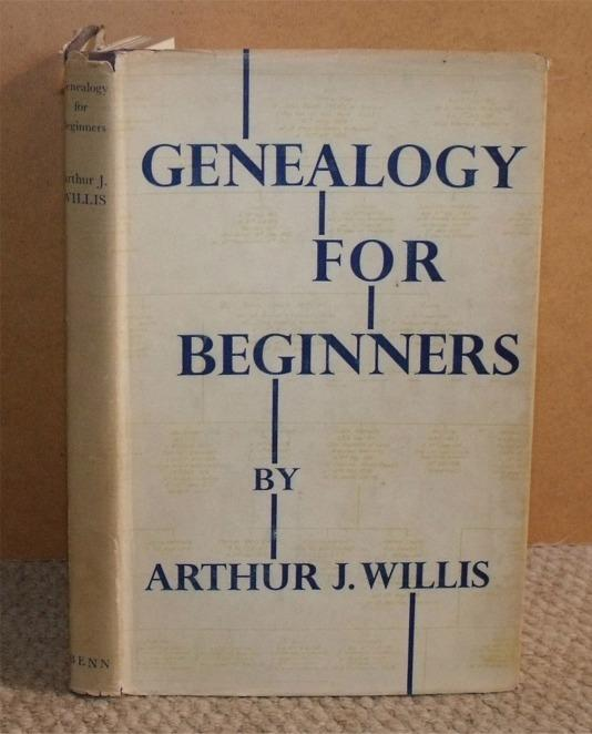 Image for Genealogy for Beginners.
