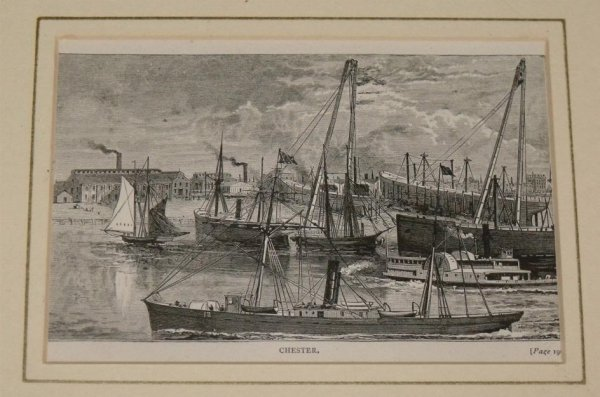 Image for Chester. From Illustrated London News.
