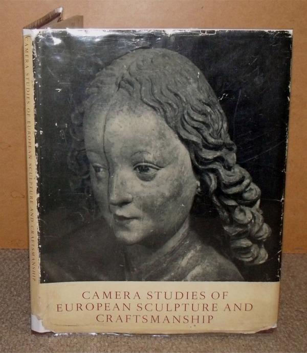Image for Camera Studies of European Sculpture and Craftsmanship.