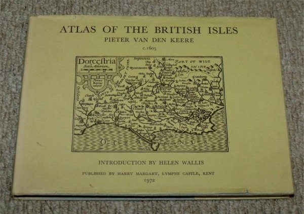 Image for Atlas of the British Isles. Introduction by Helen Wallis.