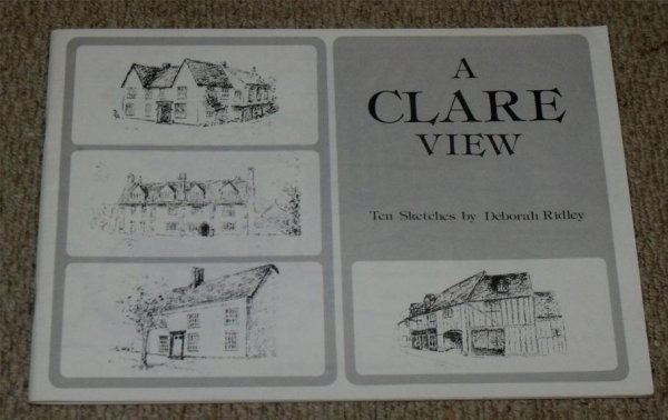 Image for A Clare View. Ten Sketches.