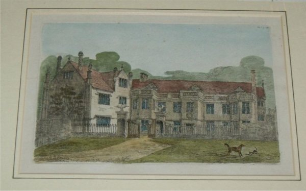 Image for Mapperton House. Dorset.