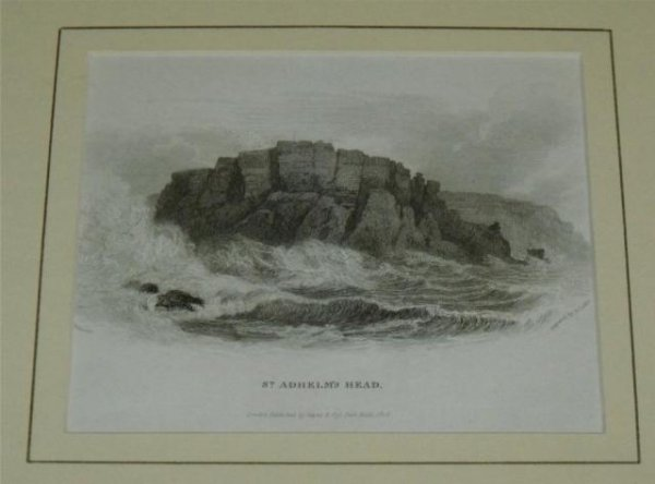 Image for St Aldhelms Head. Dorset.
