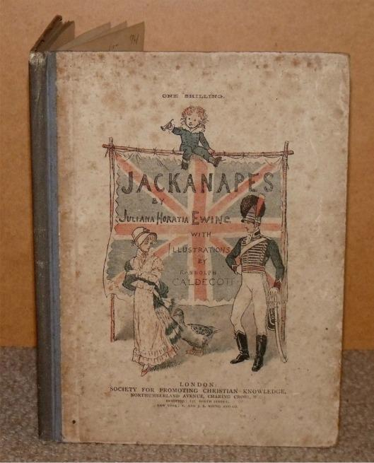 Image for Jackanapes. With Illustrations by Randolph Caldecott.