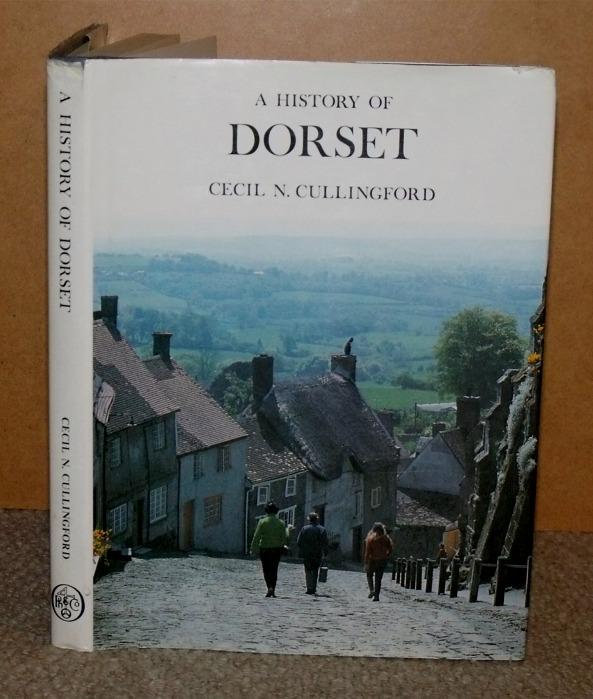 Image for A History of Dorset.