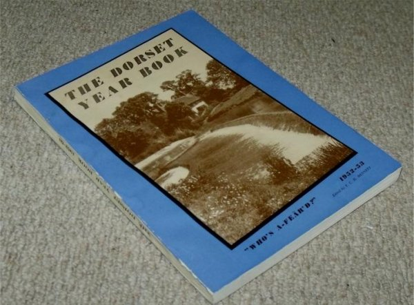 Image for The Dorset Year Book for 1952 - 53.