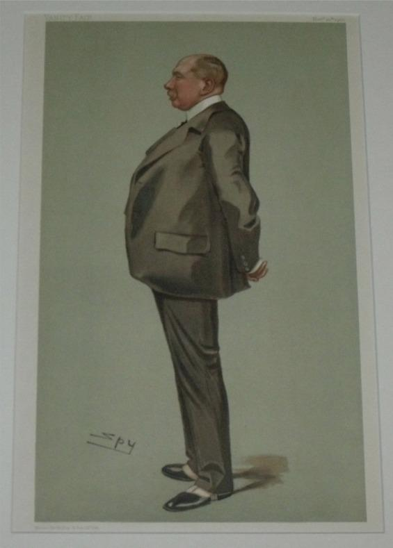"Image for ""G.W.R."" Vanity Fair. Nov. 20. 1902."