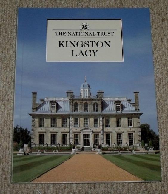 Kingston Lacy. Dorset. The National Trust.