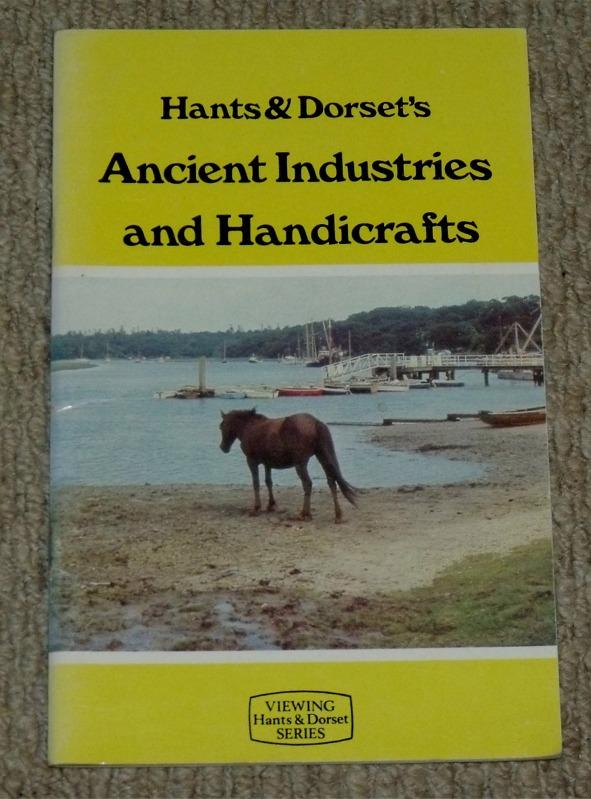 Image for Ancient Industries and Handicrafts. Hants and Dorset.