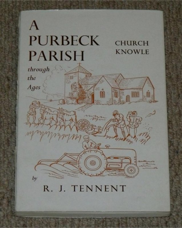 Image for A Purbeck Parish. Church Knowle through the Ages.
