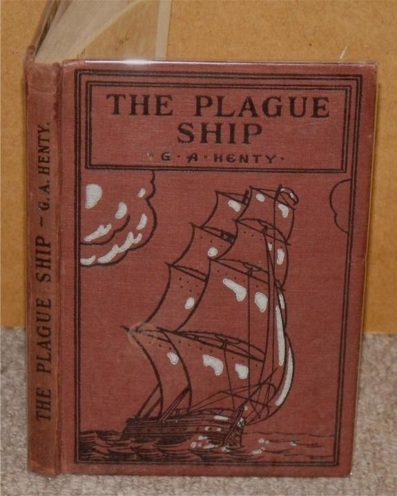 Image for The Plague Ship.