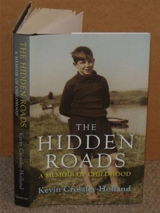 Image for The Hidden Roads. A Memoir of Childhood. Signed copy.