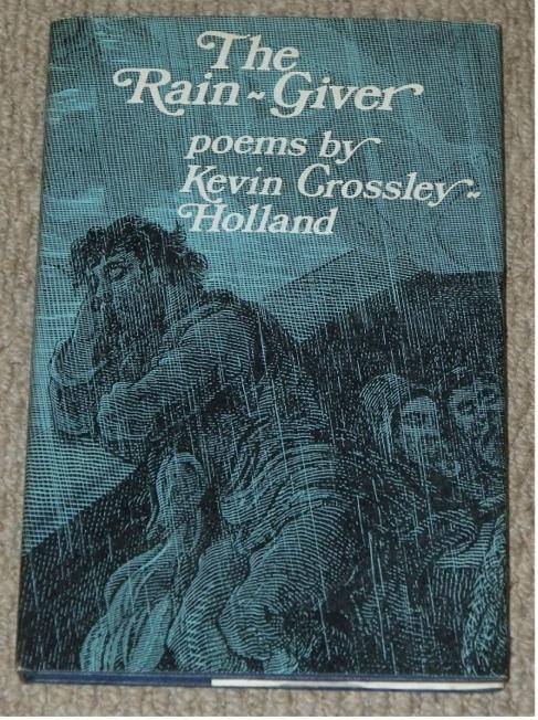 Image for The Rain Giver. Poems. Signed copy.