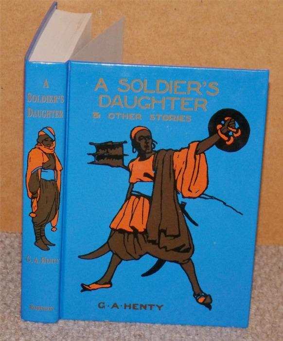Image for A Soldier's Daughter. And Other Stories.