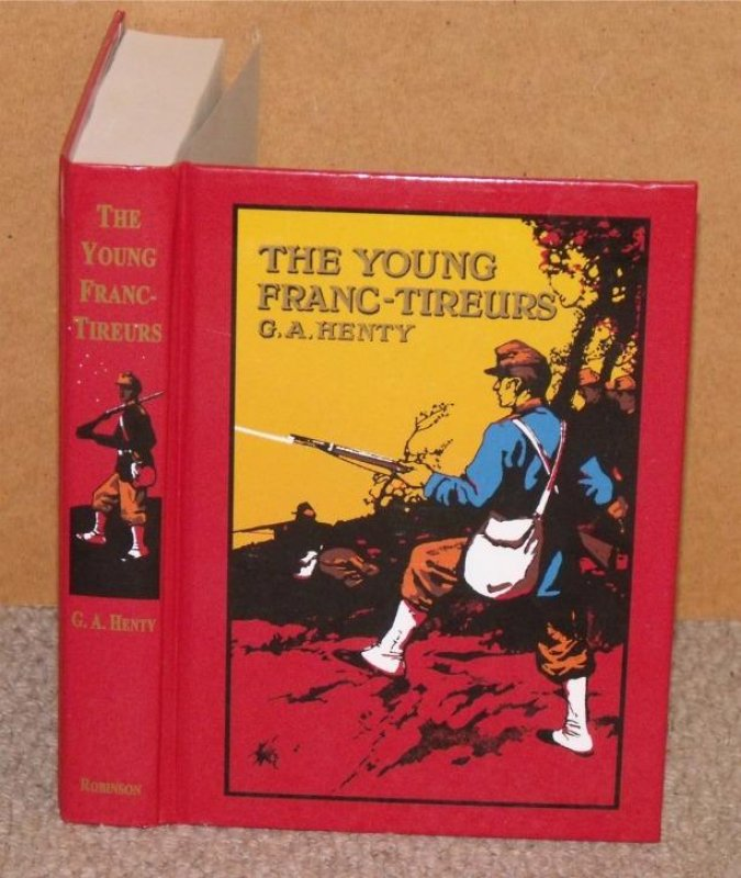 Image for The Young Franc-Tireurs.