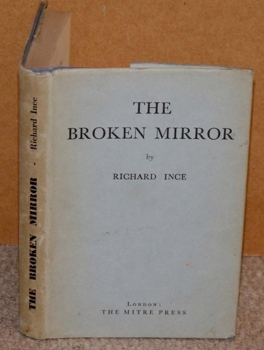 Image for The Broken Mirror. Signed copy.