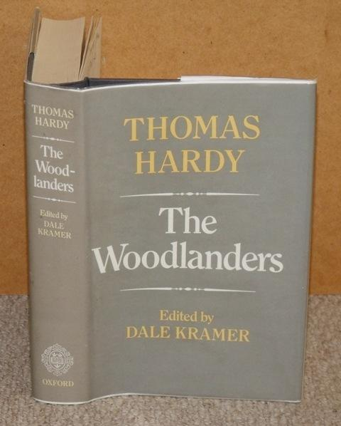 Image for The Woodlanders. Edited by Dale Kramer.