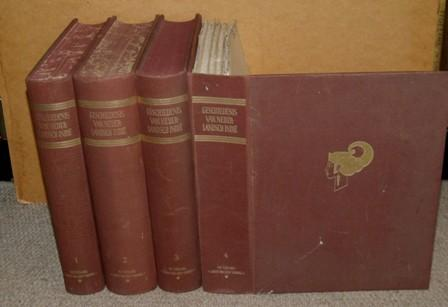 Image for Geschiedenis van Nederlandsch Indie. 5 volumes. Dutch language.