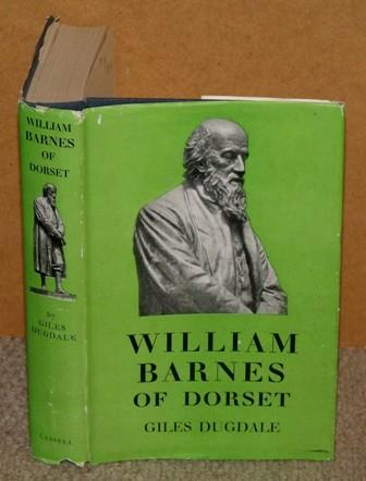 Image for William Barnes of Dorset. With 9 Half-Tone Plates