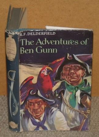 Image for The Adventures of Benn Gunn. With illustrations by William Stobbs.