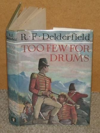 Image for Too Few For Drums.