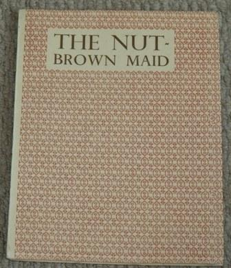 Image for The Nut-Brown Maid.