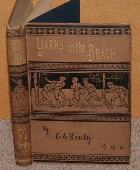 Image for Yarns on the Beach. A Bundle of Tales.