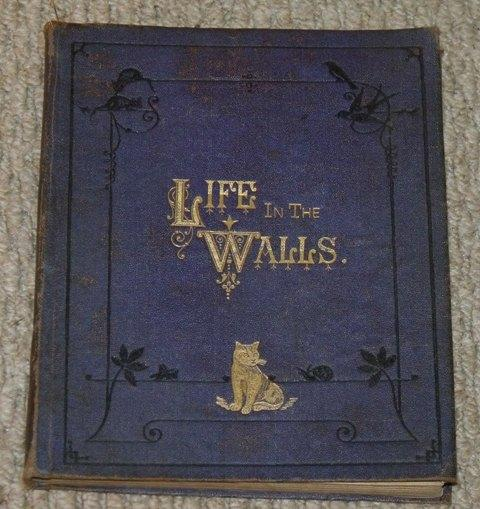Image for Life in the Walls, The Hearth and The Eaves. Four titles in one volume.