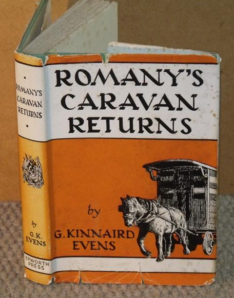 Image for Romany's Caravan Returns. With illustrations by the Author.