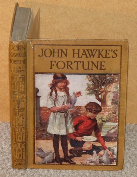 Image for John Hawke's Fortune. A Story of Monmouth's Rebellion. Illustrated.