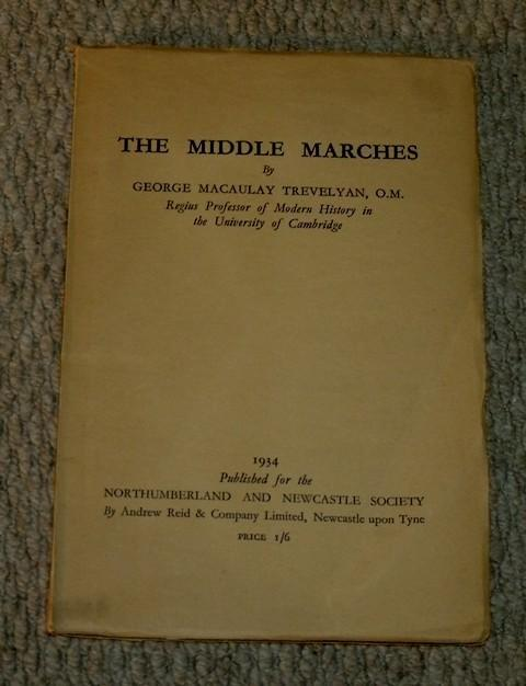 Image for The Middle Marches. With illustrations by Robert Bertram.