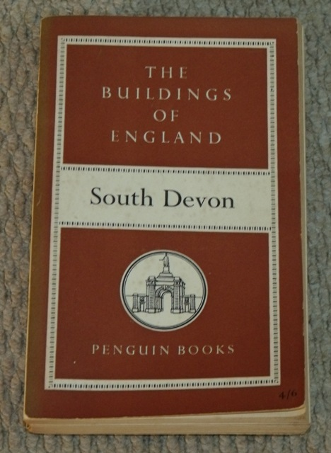 Image for South Devon. The Buildings of England.