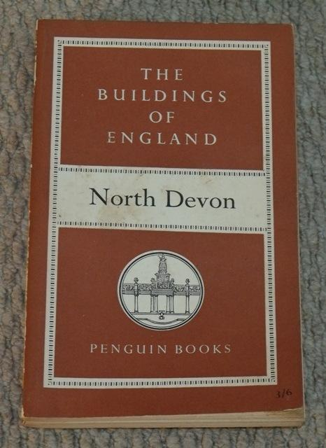 Image for North Devon. The Buildings of England.