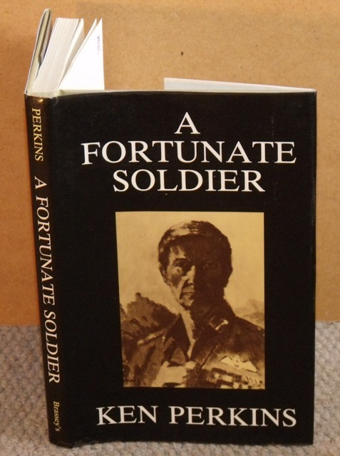 Image for A Fortunate Soldier. With a foreword by Field Marshal the Lord Bramall.
