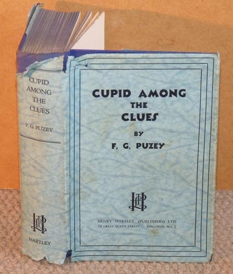 Image for Cupid Among the Clues.