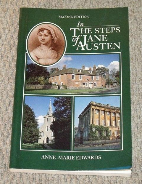 Image for In the Steps of Jane Austen. Photographs by Mike Edwards. Second edition. Signed copy.