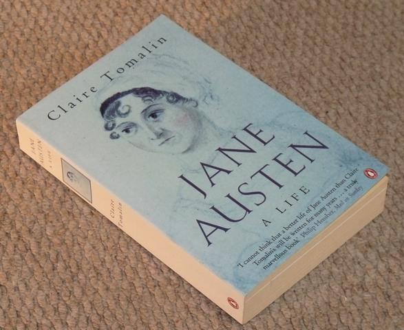 Image for Jane Austen. A Life. Signed copy.