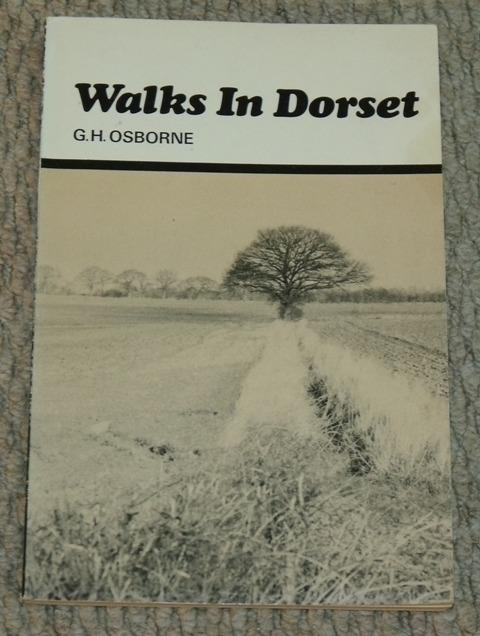 Image for Walks in Dorset. For the Dorset Rights of Way Group (Ramblers Association).