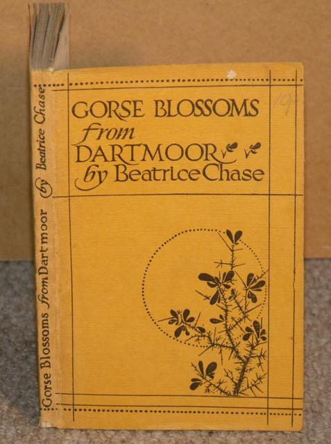 Image for Gorse Blossoms from Dartmoor. Sixth impression with six illustrations. Signed copy.