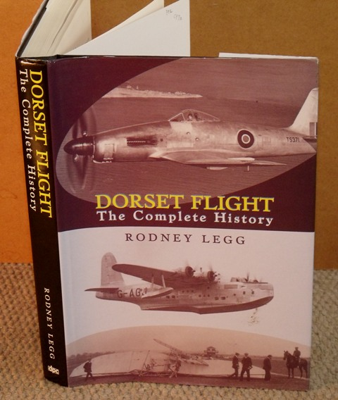 Image for Dorset Flight. The Complete History.