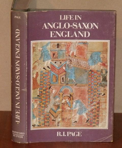 Image for Life in Anglo-Saxon England. English Life Series. Edited by Peter Quennell.