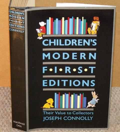 Image for Children's Modern First Editions Their Value to Collectors.