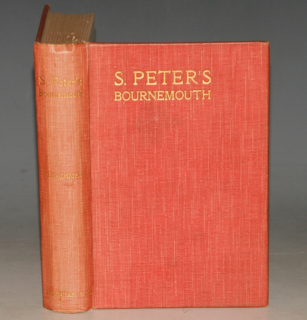 Image for S.Peter's Bournemouth. With an introduction by the Lord Bishop of London.