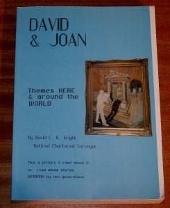 Image for David and Joan:Themes  Here and Around the World. SIGNED by Author