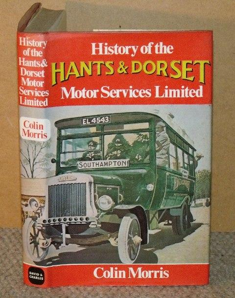 Image for History of The Hants & Dorset Motor Services Limited.