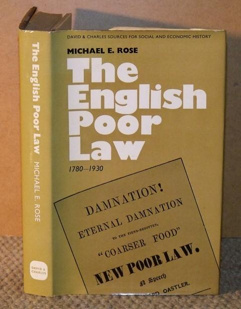 Image for The English Poor Law 1780-1930.