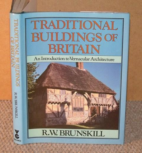Image for Traditional Buildings of Britain. An Introduction to Vernacular Architecture.