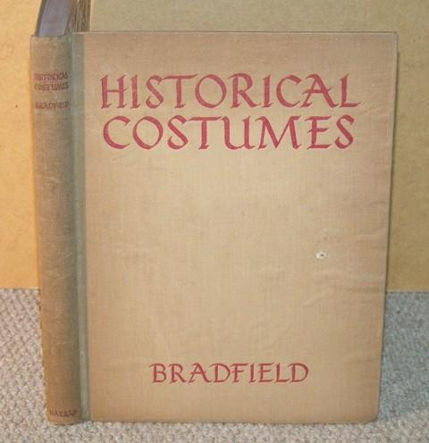 Image for Historical Costumes of England from the eleventh to the twentieth century. With a foreword by James Laver.