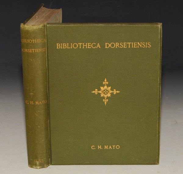 Image for Bibliotheca Dorsetiensis. Being a carefully compiled account of printed books and pamphlets relating to the History and Topography of the County of Dorset.