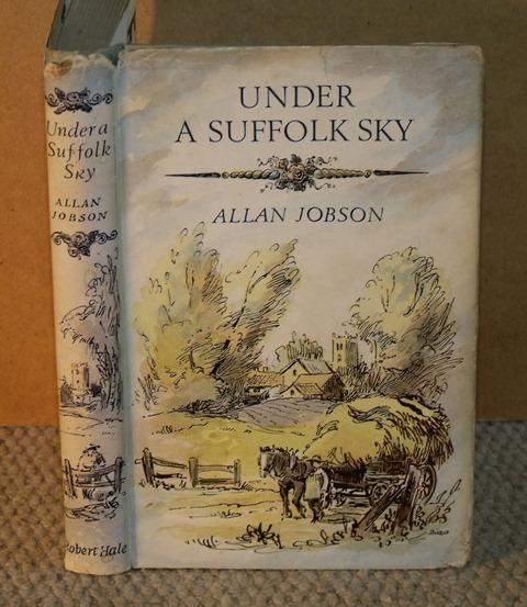 Image for Under a Suffolk Sky. Drawings by Beryl Irving.